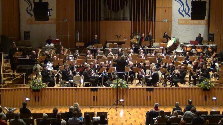 Das Symphonische Kreisblasorchester Rhein-Erft